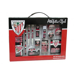 SET PAPELERIA ATHLETIC CLUB