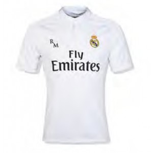 CAMISETA 1ª EQUIPACION REAL MADRID