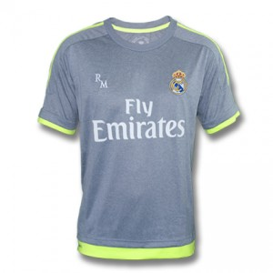 CAMISETA 2ª EQUIPACION REAL MADRID 15/16
