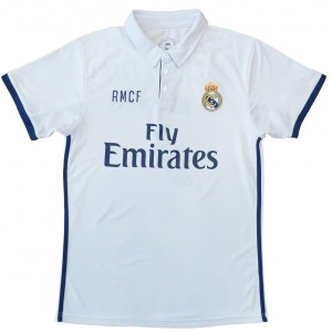CAMISETA 1ª EQUIPACION REAL MADRID 16/17