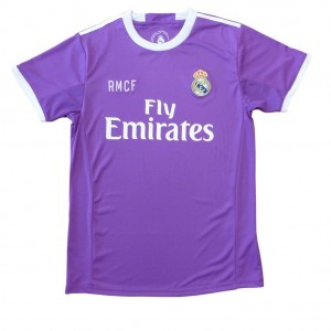 CAMISETA 2ª EQUIPACION REAL MADRID 16/17