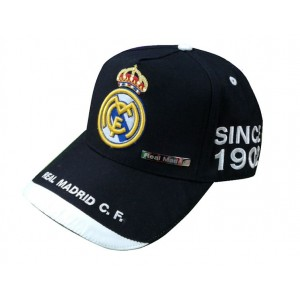 GORRA ADULTO TEMPORADA REAL MADRID