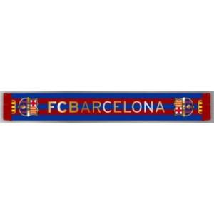 Bufanda Clásica F.C.Barcelona